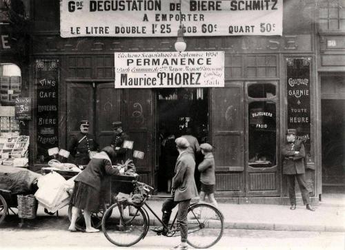 La Bellevilloise, 30 rue de Belleville 1930.jpg