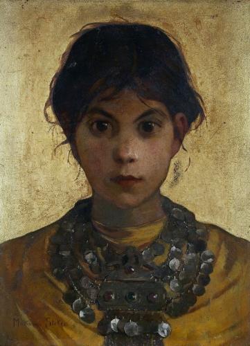 Marianne Preindelsberger Stokes- A Capri Witch 1884-5.jpg