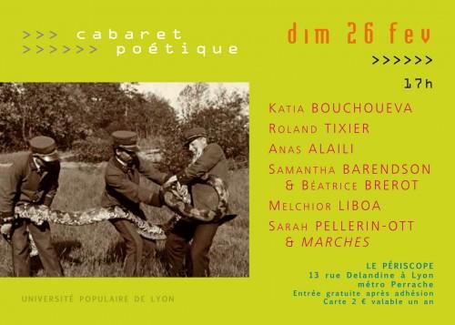 bouchoueva,alaili,tixier,barendson,brérot,liboa,marches,pellerin-ott,cabaret poétique