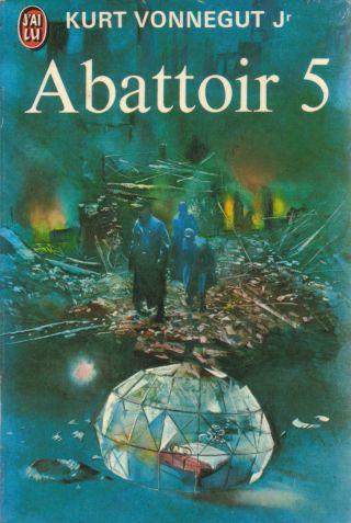 abattoir 5,kurt vonnegut,vonnegut