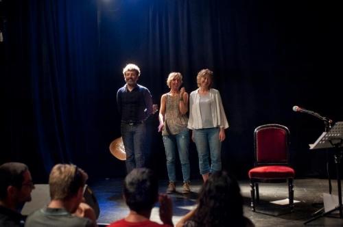 le cabaret poétique,cabaret poétique,le périscope,marlène tissot,gabriel de richaud,elisabeth granjon